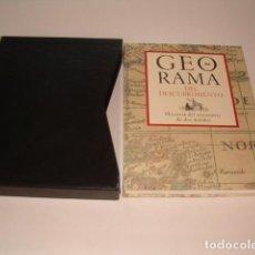 Libros de segunda mano: CARLOS BARRAL (SELECC.). GEORAMA DEL DESCUBRIMIENTO. HISTORIA DEL ENCUENTRO DE DOS MUNDOS. RM77720.. Lote 68579585