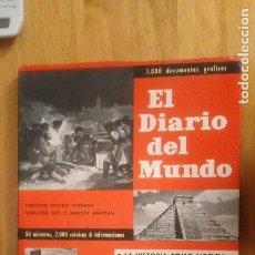 Libros de segunda mano: EL DIARIO DEL MUNDO DE EDITORIAL ARION DE 1962 NUEVO . Lote 69010713