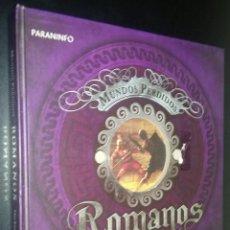 Libros de segunda mano: MUNDOS PERDIDOS ROMANOS / MICHAEL STREETER. Lote 73964635