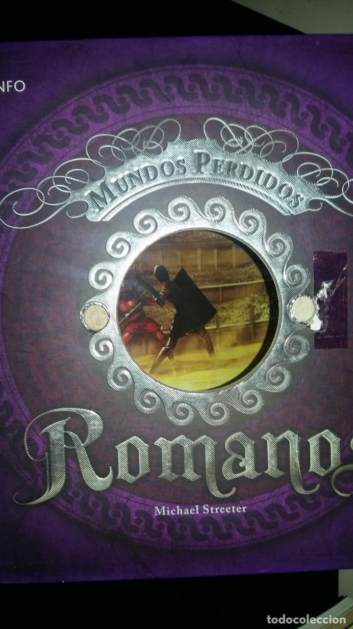 Libros de segunda mano: mundos perdidos romanos / michael streeter - Foto 2 - 73964635