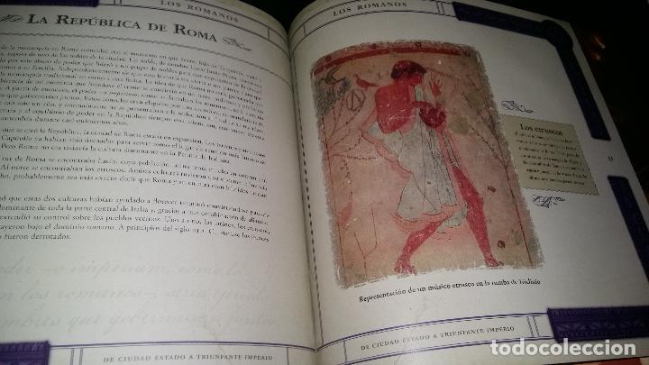 Libros de segunda mano: mundos perdidos romanos / michael streeter - Foto 3 - 73964635