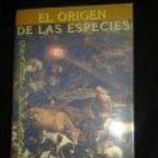 Libros de segunda mano: EL ORIGEN DE LAS ESPECIES CHARLES DARWIN. CIENCIA-NATURALEZA. ALBOR LIBROS.. Lote 74090587