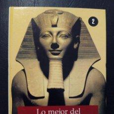 Libros de segunda mano: LO MEJOR DEL ARTE EGIPCIO VOL. 2 - FEDERICO LARA PEINADO - 1997.. Lote 74200079