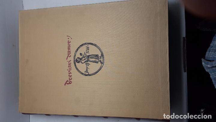 Libros de segunda mano: BREVIARI D´AMOR ,breviario de amor. - Foto 11 - 46942134