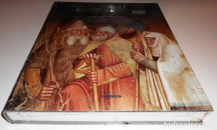Libros de segunda mano: ROMA SANTIAGO JERUSALÉN. EL MUNDO DE LAS PEREGRINACIONES. (NUEVO - PRECINTADO) - Foto 2 - 74410747