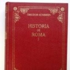 Historia de Roma I (Theodor Mommsen)