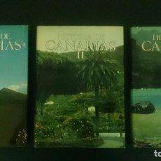 Libros de segunda mano: NOTICIAS DE LA HISTORIA GENERAL DE CANARIAS - VIERA Y CLAVIJO - 3 TOMOS ( OBRA COMPLETA). Lote 74904155