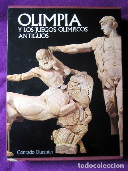 Olimpia Y Los Juegos Olimpicos Antiguos De Con Comprar Libros De