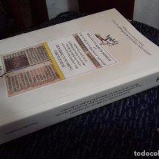 Libros de segunda mano: RAMS DE FLORES O LIBRO DE ACTORIDADES-CONRADO GUARDIOLA ALCOVER. INST. FERNANDO E CATÓLICO DPZ. Lote 76757019