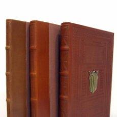 Libros de segunda mano: ELS FURS. EDICIÓN FACSÍMIL (3 TOMOS). VICENT GARCIA EDITORES, 1976.. Lote 78787109