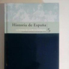 Libros de segunda mano: LA ESPAÑA DE LOS REYES CATÓLICOS. Lote 80751675