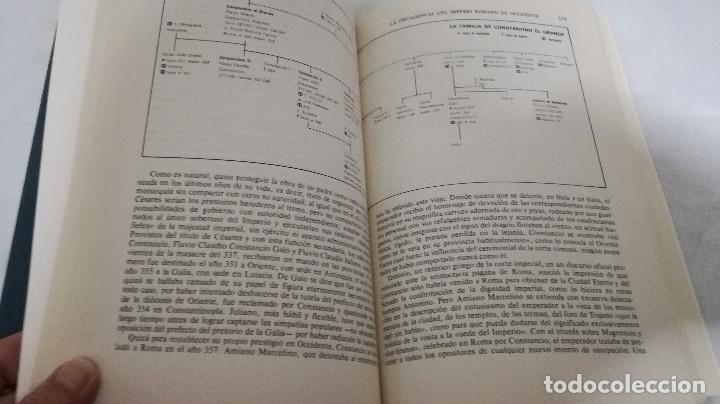 Libros de segunda mano: 28-ROMA, EL MUNDO ROMANO, 2 tomos, 1985 - Foto 4 - 82048864
