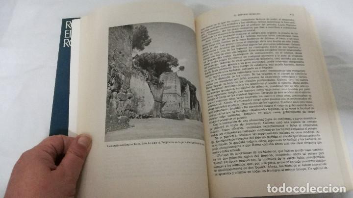 Libros de segunda mano: 28-ROMA, EL MUNDO ROMANO, 2 tomos, 1985 - Foto 8 - 82048864