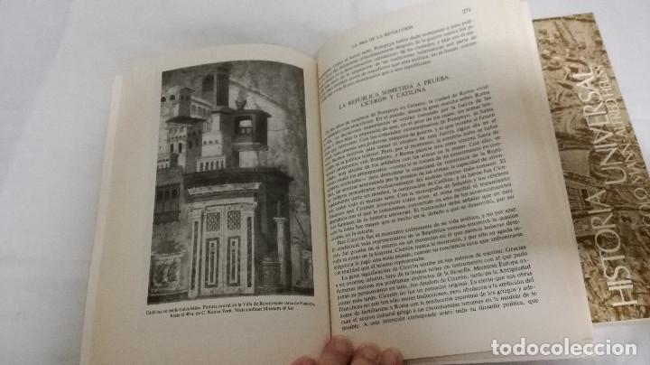 Libros de segunda mano: 28-ROMA, EL MUNDO ROMANO, 2 tomos, 1985 - Foto 9 - 82048864