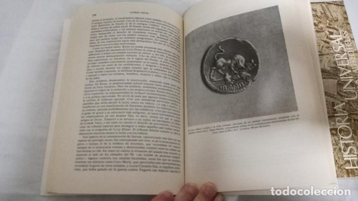 Libros de segunda mano: 28-ROMA, EL MUNDO ROMANO, 2 tomos, 1985 - Foto 10 - 82048864