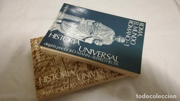 Libros de segunda mano: 28-ROMA, EL MUNDO ROMANO, 2 tomos, 1985 - Foto 12 - 82048864