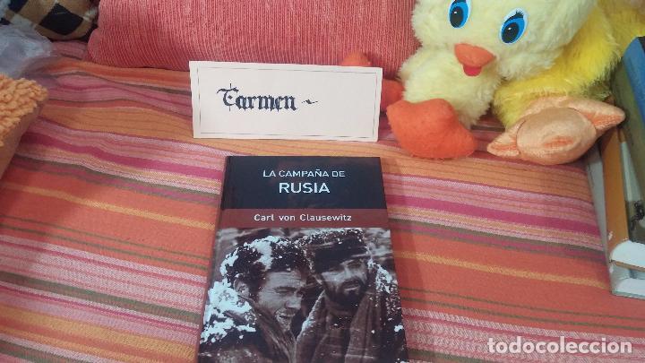 LA CAMPAÑA RUSA (Libros de Segunda Mano - Historia Antigua)