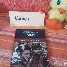 Libros de segunda mano: LA CAMPAÑA RUSA. Lote 83574400