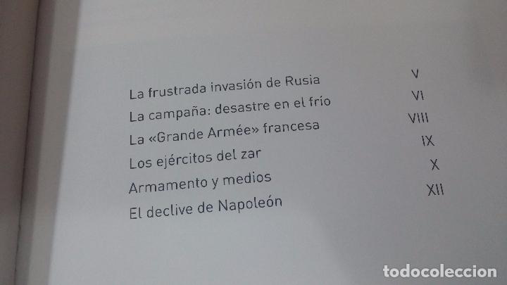 Libros de segunda mano: LA CAMPAÑA RUSA - Foto 6 - 83574400
