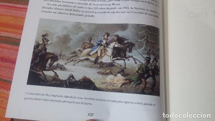 Libros de segunda mano: LA CAMPAÑA RUSA - Foto 9 - 83574400