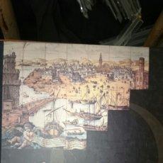 Libros de segunda mano: ITINERARIOS DE LA SEVILLA DE CERVANTES. Lote 83899220