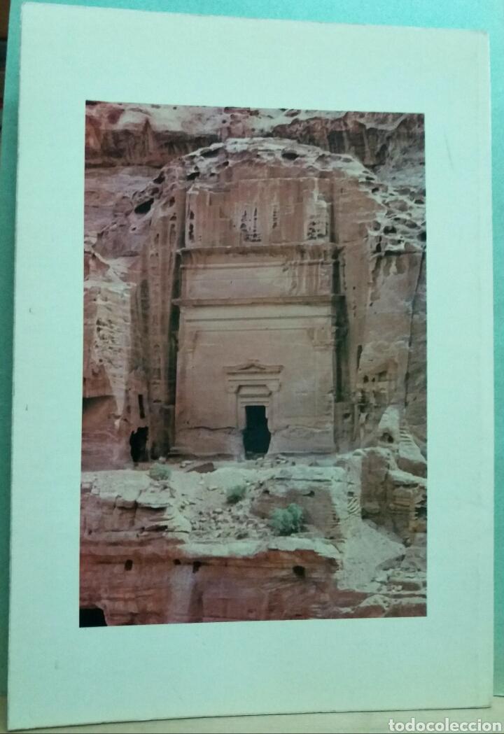Libros de segunda mano: ARTE NABATEO, EL PRIMER REINO ARABE DE LA HISTORIA, CATALOGO EXPOSICION 1979-1980 - Foto 2 - 87154939