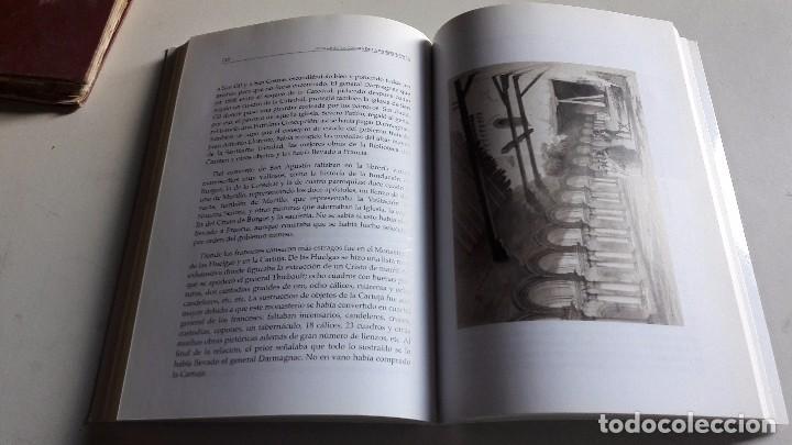 Libros de segunda mano: HISTORIA....BURGOS EN LA GUERRA DE LA INDEPENDENCIA...CRISTINA BORREGUERO...2007 - Foto 4 - 127628539