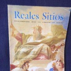 Libros de segunda mano: REALES SITIOS REVISTA DEL PATRIMONIO NACIONAL Nº 154 PATRIMONIO NACIONAL. Lote 90626040