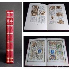 Libros de segunda mano: NOBILIARIO DE LOS REYNOS HISPANOS. SIGLO XVI.EDICIÓN LIMITADA.. Lote 90761195
