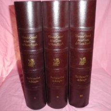 Libros de segunda mano: HISTORIA GENERAL DE LAS COSAS DE NUEVA ESPAÑA DE FRAY BERNARDINO SAHAGUN FACSÍMIL. Lote 95210896