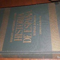 Libros de segunda mano - ESPAÑA ROMANA. RAMÓN MENENDEZ PIDAL. HISTORIA DE ESPAÑA TOMO II. 1962. - 96528335