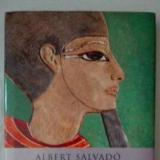 Libros de segunda mano: EL MAESTRO DE KEOPS.ALBERT SALVADÓ. Lote 97003527