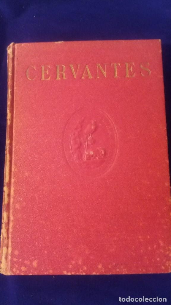 LIBRO CERVANTES (Libros de Segunda Mano - Historia Antigua)