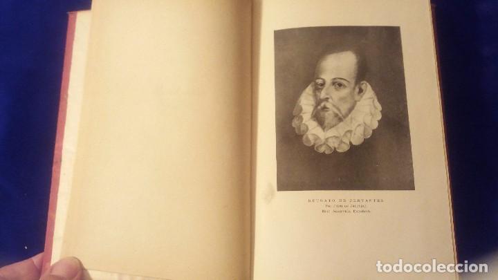 Libros de segunda mano: LIBRO CERVANTES - Foto 3 - 97199743