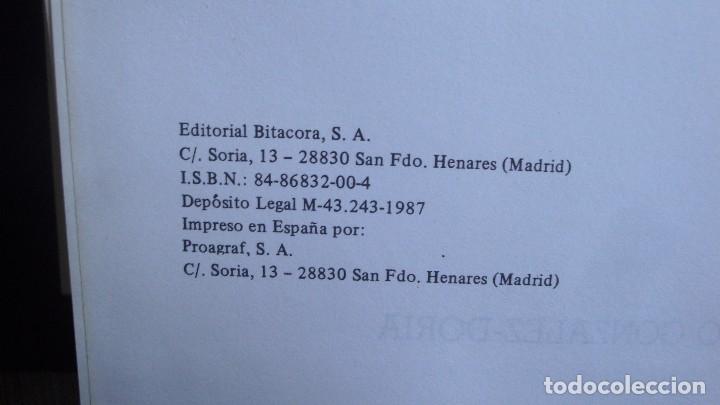 Libros de segunda mano: DICCIONARIO HERALDICO Y NOBILIARIO DE LOS REINOS DE ESPAÑA. - Fernando GONZALEZ-DORIA - Foto 3 - 97306939