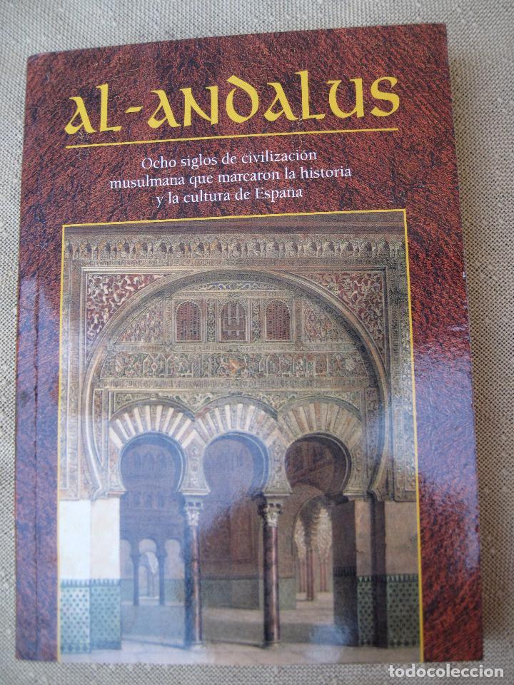 AL - ANDALUS. (Libros de Segunda Mano - Historia Antigua)