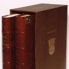 Libros de segunda mano: ELS FURS DE LA CIUTAT E REGNE DE VALENCIA.(FACSIMIL). Lote 105672706
