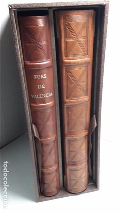 Libros de segunda mano: Els Furs de la ciutat e Regne de Valencia.(FACSIMIL) - Foto 7 - 105672706