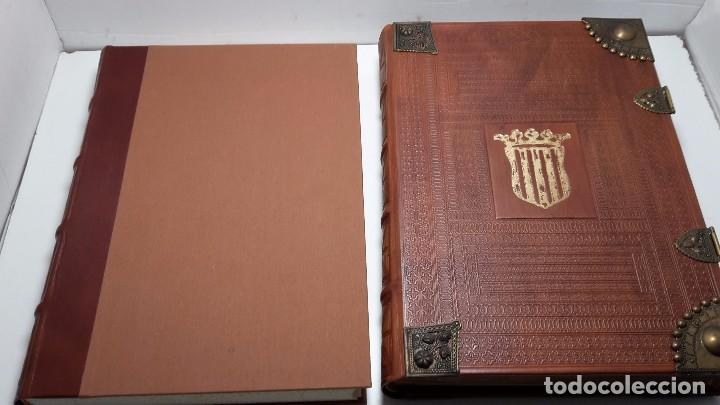 Libros de segunda mano: Els Furs de la ciutat e Regne de Valencia.(FACSIMIL) - Foto 8 - 105672706