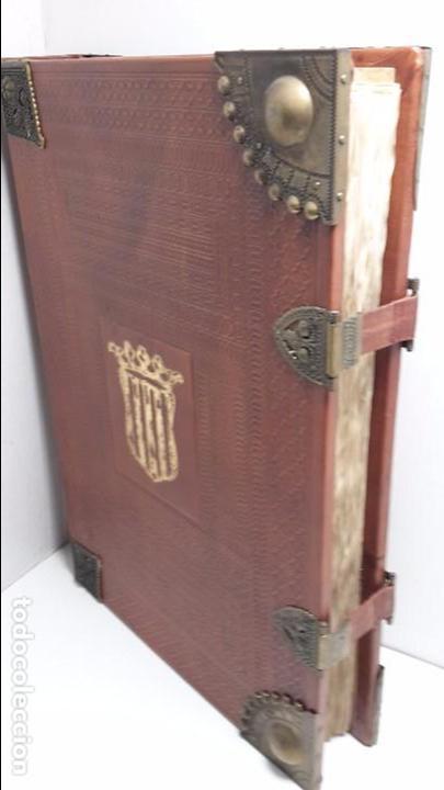 Libros de segunda mano: Els Furs de la ciutat e Regne de Valencia.(FACSIMIL) - Foto 10 - 105672706
