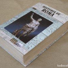 Libros de segunda mano: HISTORIA DE ROMA.. Lote 99390471