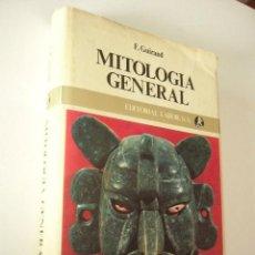 Libros de segunda mano: MITOLOGIA GENERAL. F. GUIRAND. ED. LABOR, 1971. 678 PP. TAPA DURA CON SOBRECUBIERTAS. 20 X 28. Lote 99526071