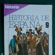 Libros de segunda mano: HISTORIA EXTRA HISTORIA DE ESPAÑA 9 HISPANIA ROMANA. Lote 100505163