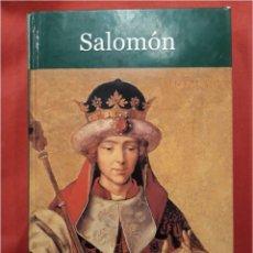 Libros de segunda mano: LIBRO SALOMON. Lote 100753348