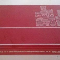 Libros de segunda mano: ROMA Y EL MEDITERRANEO OCCIDENTAL HASTA LAS GUERRAS PUNICAS-JACQUES HEURGON-ED ESPECIAL LABOR 1973. Lote 101069087