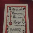 Libros de segunda mano: LIBRO DE CUENCA. Lote 101319578
