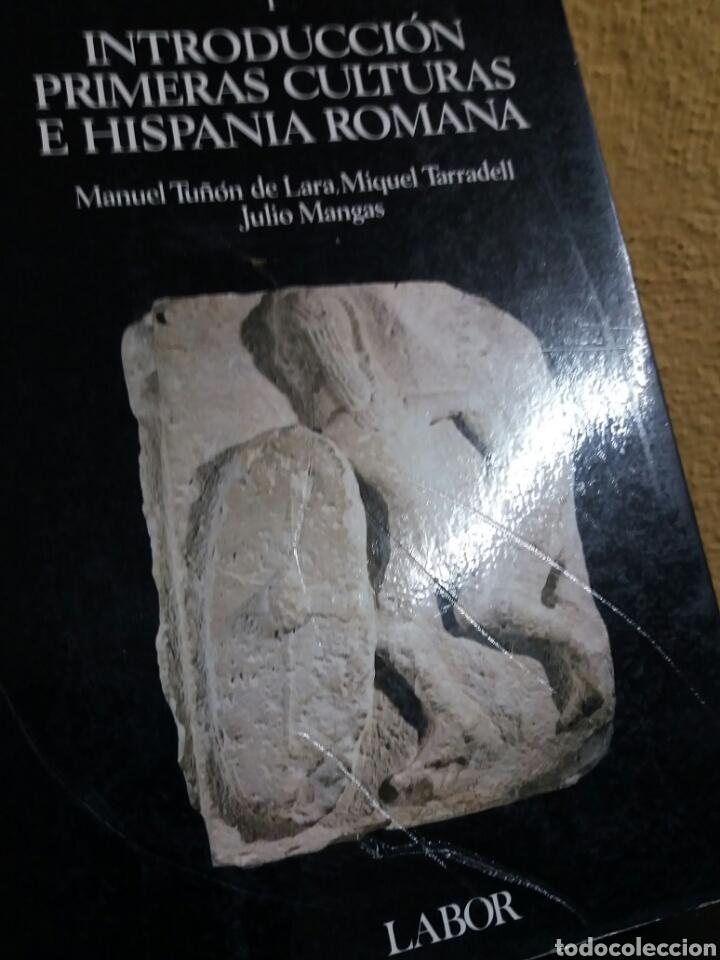 Libros de segunda mano: INTRODUCCION PRIMERAS CULTURAS DE HISPANIA ROMANA - Foto 2 - 101325383
