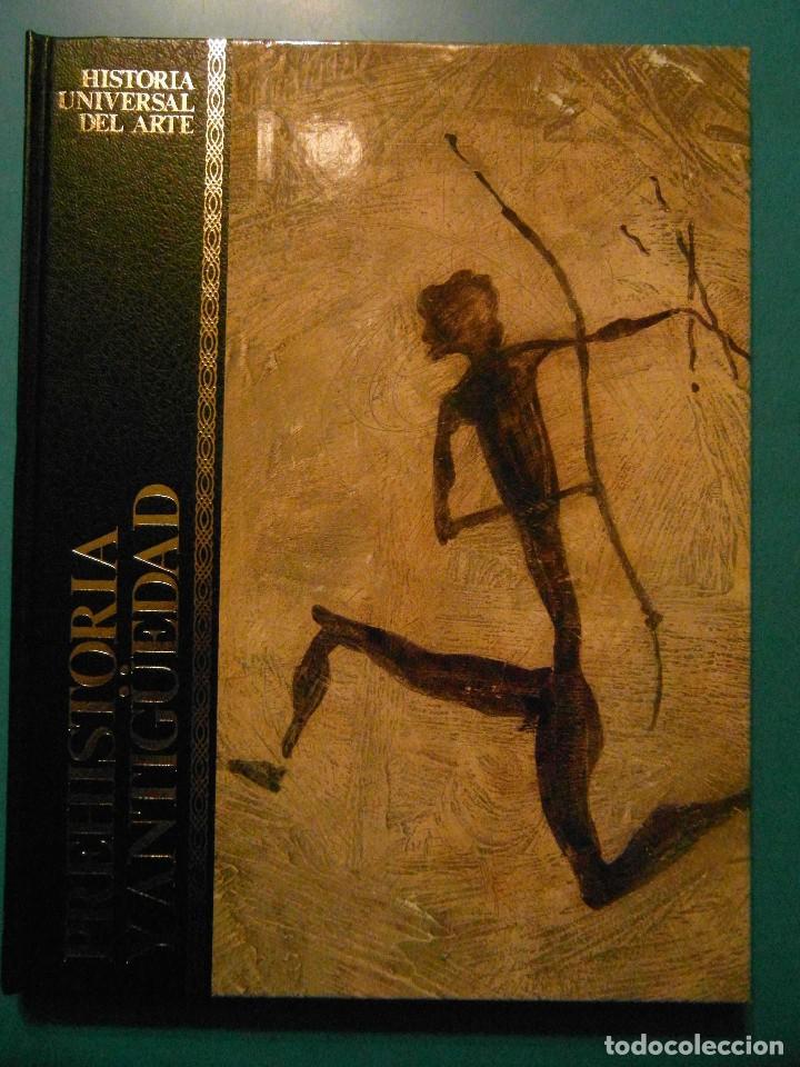 HISTORIA DE LA ANTIGÜEDAD. HISTORIA UNIVERSAL DEL ARTE. EDITORIAL SARPE. 1988 (Libros de Segunda Mano - Historia Antigua)