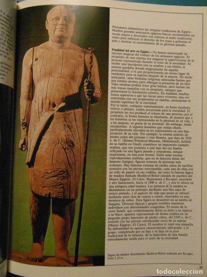 Libros de segunda mano: Historia de la Antigüedad. Historia Universal del Arte. Editorial Sarpe. 1988 - Foto 3 - 101470867