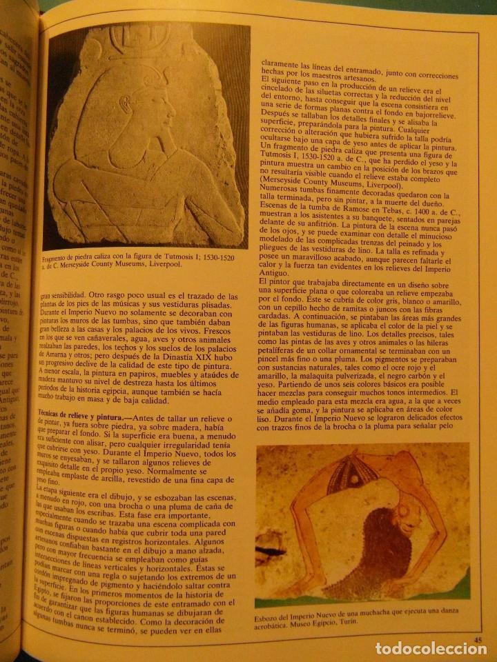 Libros de segunda mano: Historia de la Antigüedad. Historia Universal del Arte. Editorial Sarpe. 1988 - Foto 4 - 101470867